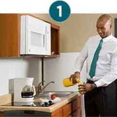 Hotels With Full Kitchens In Orlando Florida French Country Kitchen Decor Extended Stay Woodspring Suites And Value Place Weekly Room