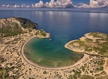 Οι δρομείς θα διασχίσουν την πανέμορφη παραλία της Βοϊδοκοιλιάς