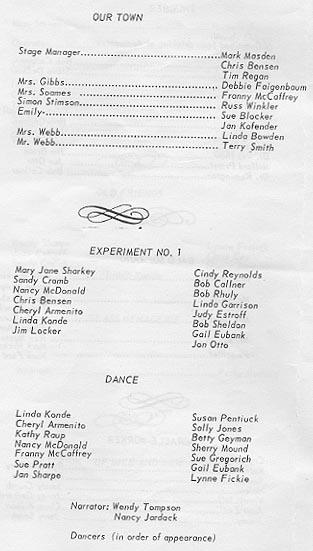 GHS'69 Scrapbook 1