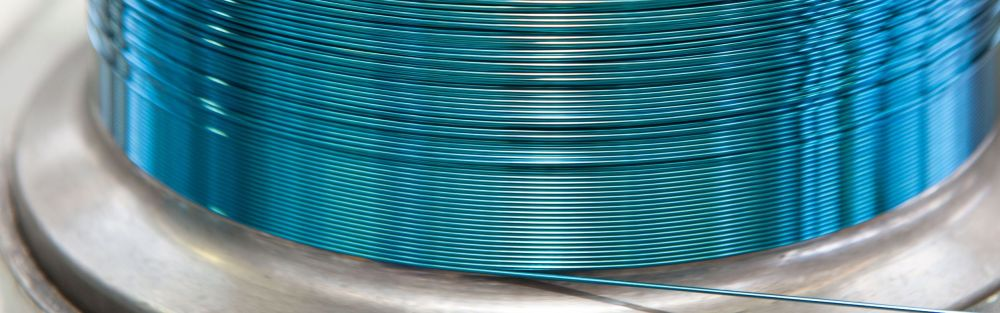 medium resolution of niobium wire