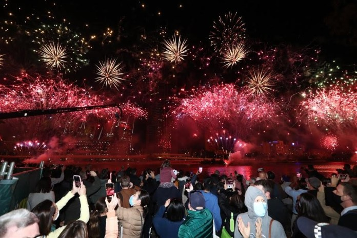 Brisbane celebra por los JJOO de 2032