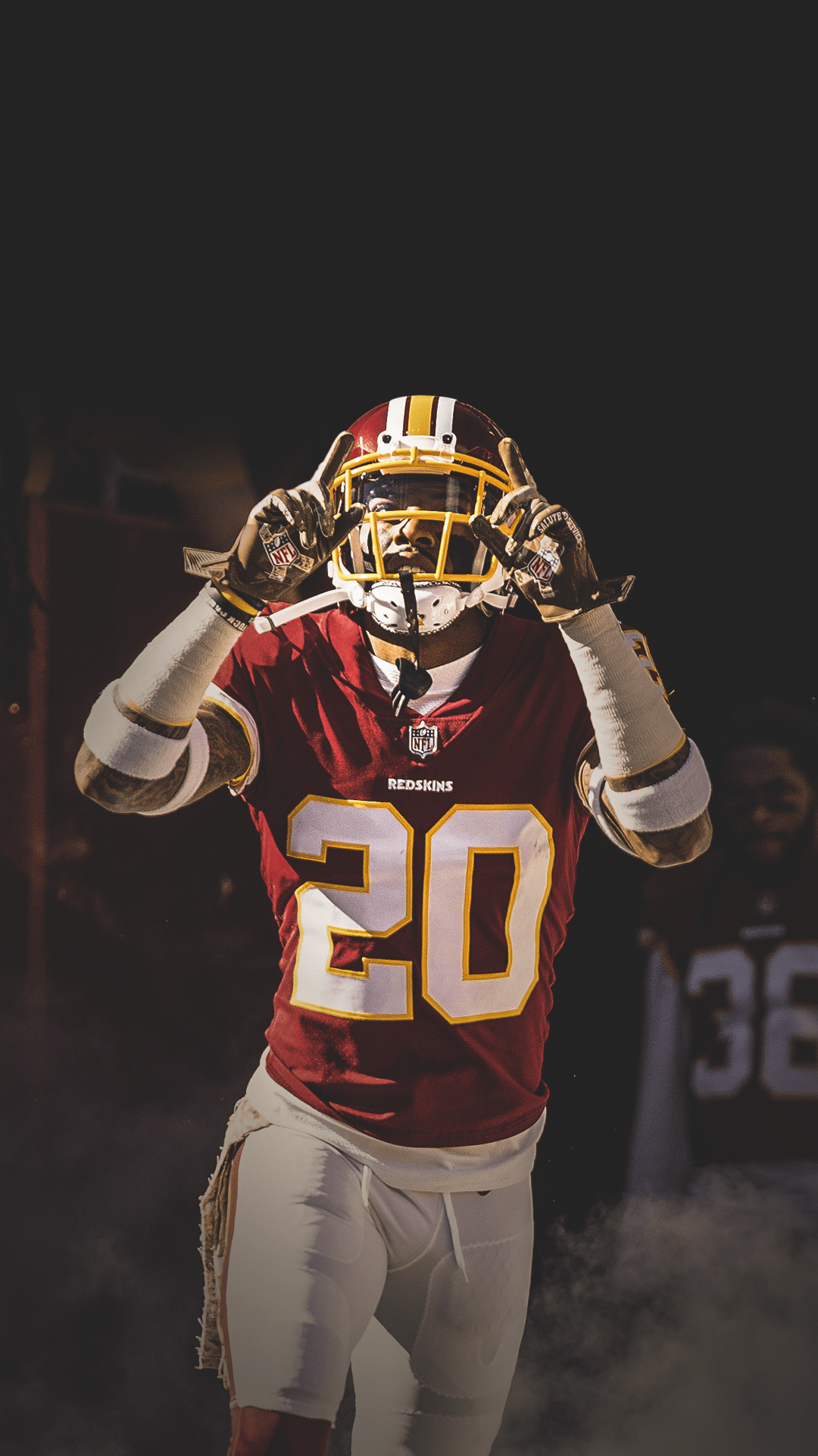 Adrian Peterson Wallpaper Iphone Redskins Fan Zone Washington Redskins Redskins Com