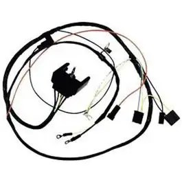 Camaro Engine Wiring Harness, Big Block, For Cars With
