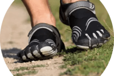 barefoot running shoes the