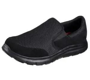 Cute Black Non Slip Shoes For Women