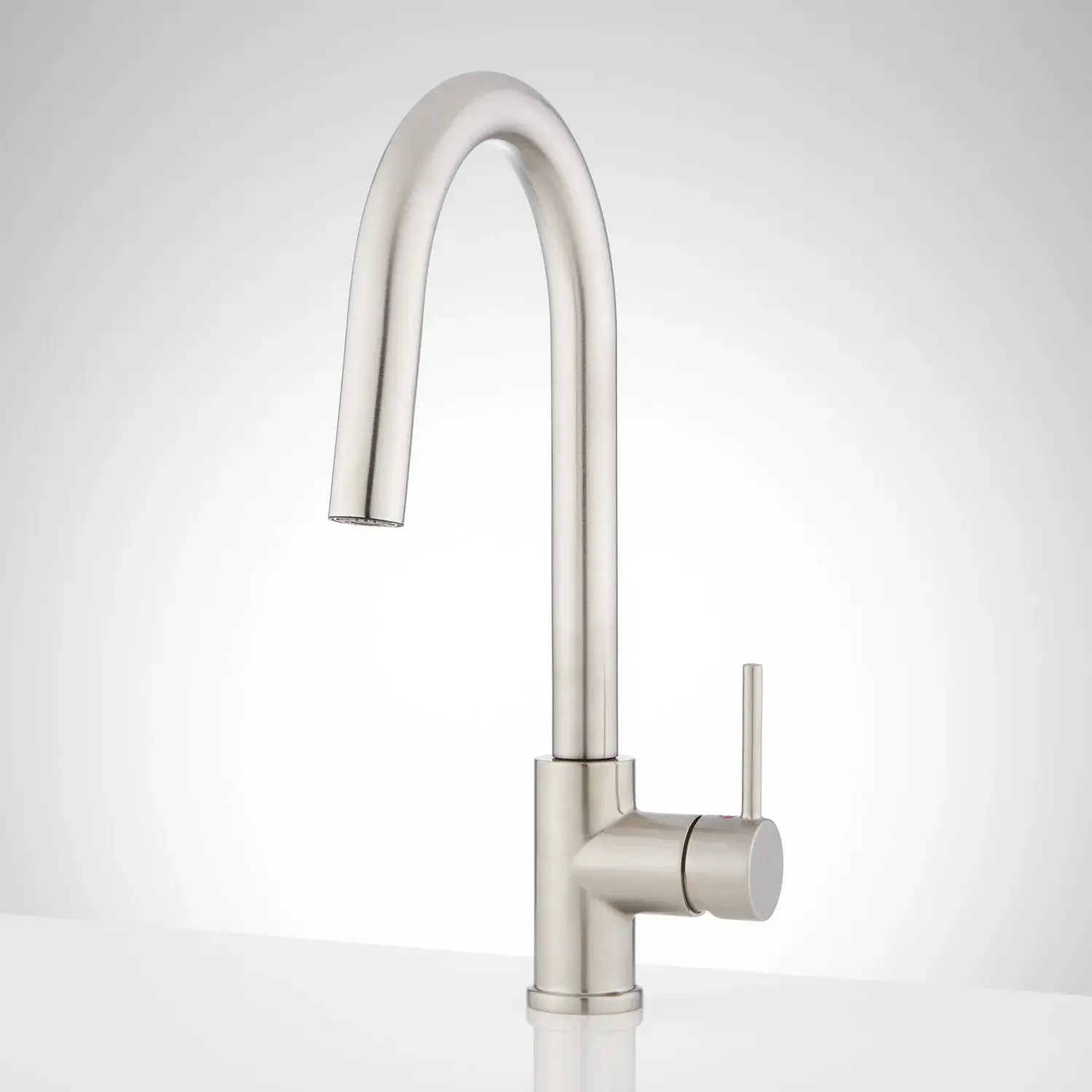 ravenel pull down kitchen faucet with concealed sprayer