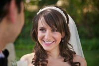 Hair down with headband??? - Weddingbee