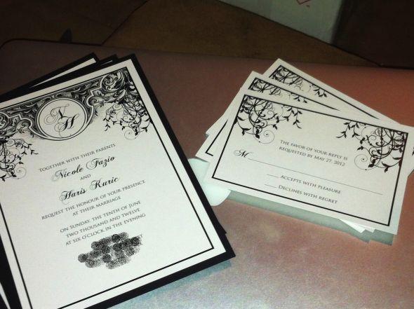 Affordable Wedding Cards