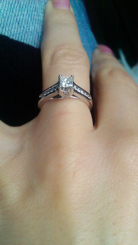 Lets See Your Half Carat Beauties