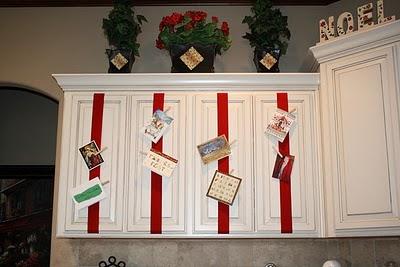 Decorative Christmas Card Holders