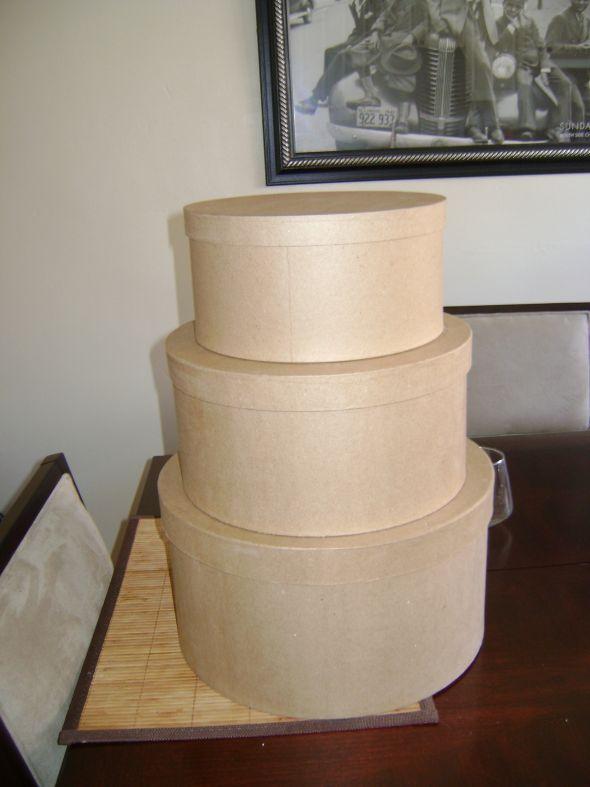 My DIY Round Cardbox Weddingbee Photo Gallery