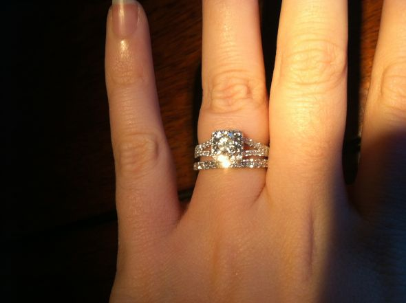 SHOW ME YOUR 1CT 150 CT CENTER STONE RINGS PLEASE
