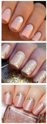 show wedding nails