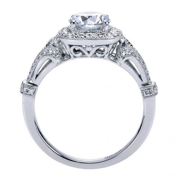 Ring Settings Wedding Ring Settings Halo