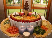 Appetizer display - Weddingbee