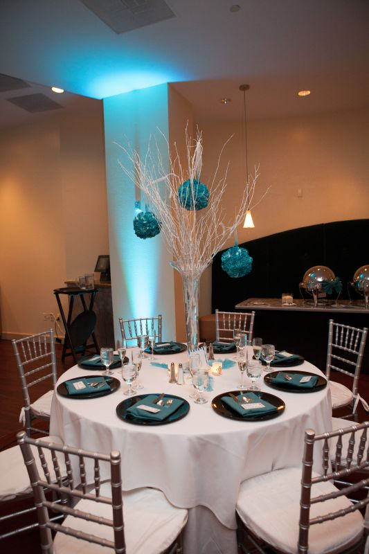 Our Roaring 20s Vintage Glam Centerpieces  Weddingbee Photo Gallery