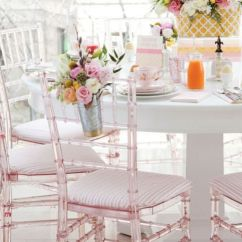 Clear Chiavari Chairs Mamas And Papas High Chair Ice Or Pink