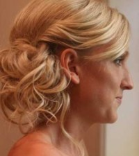 Necklace and Dress and Hair  Good or Bad Combo? - Weddingbee