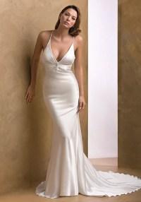 Silk Charmeuse dresses??-help - Weddingbee
