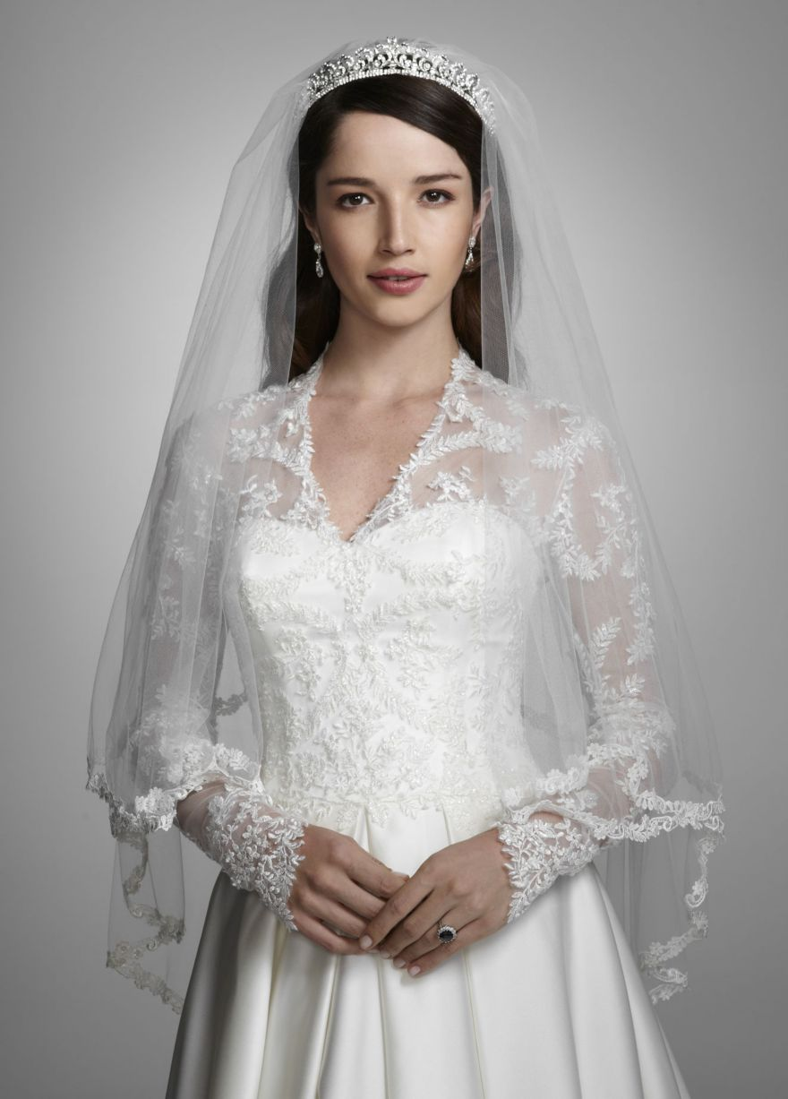 What Do You Think Of This Veil With My Dress