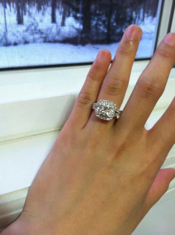 Wedding Rings With Engraved Vera Wang Wedding Ring Reviews