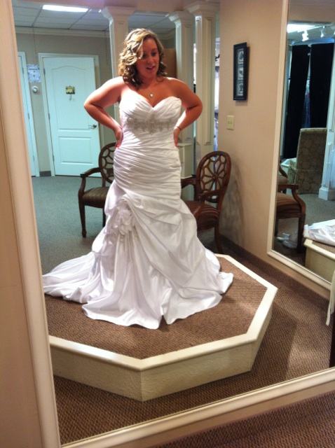 Large breasts and wedding dresses  Page 2  Page 2