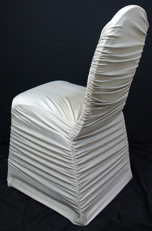 black ruched chair covers lounge size anyone else doing and white post your decor want table cloths with chairs or i am definitley going to do the like these but