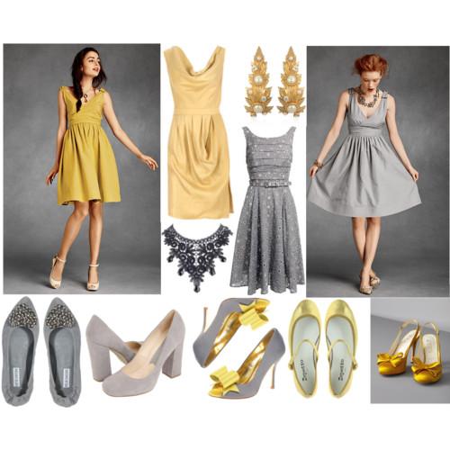 Grey  Gold