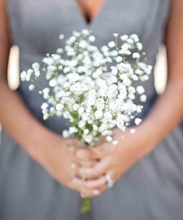 What do you think of these bouquets Incl baby breath
