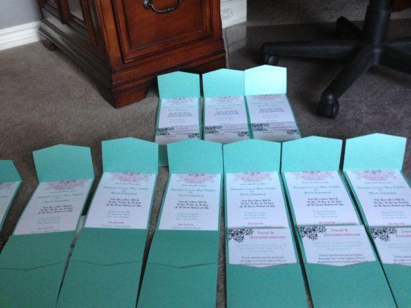 different wedding invitations blog