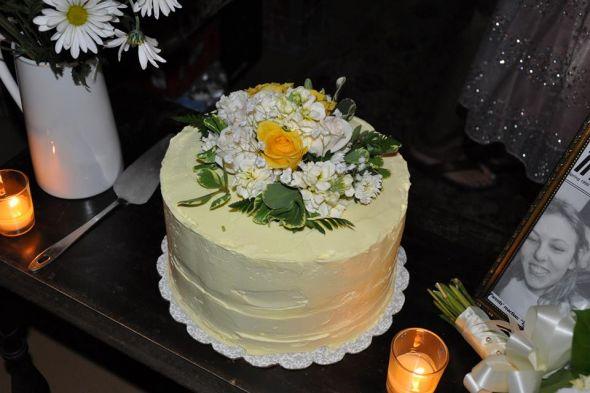 Show Me All Your Homemade Wedding Cakes