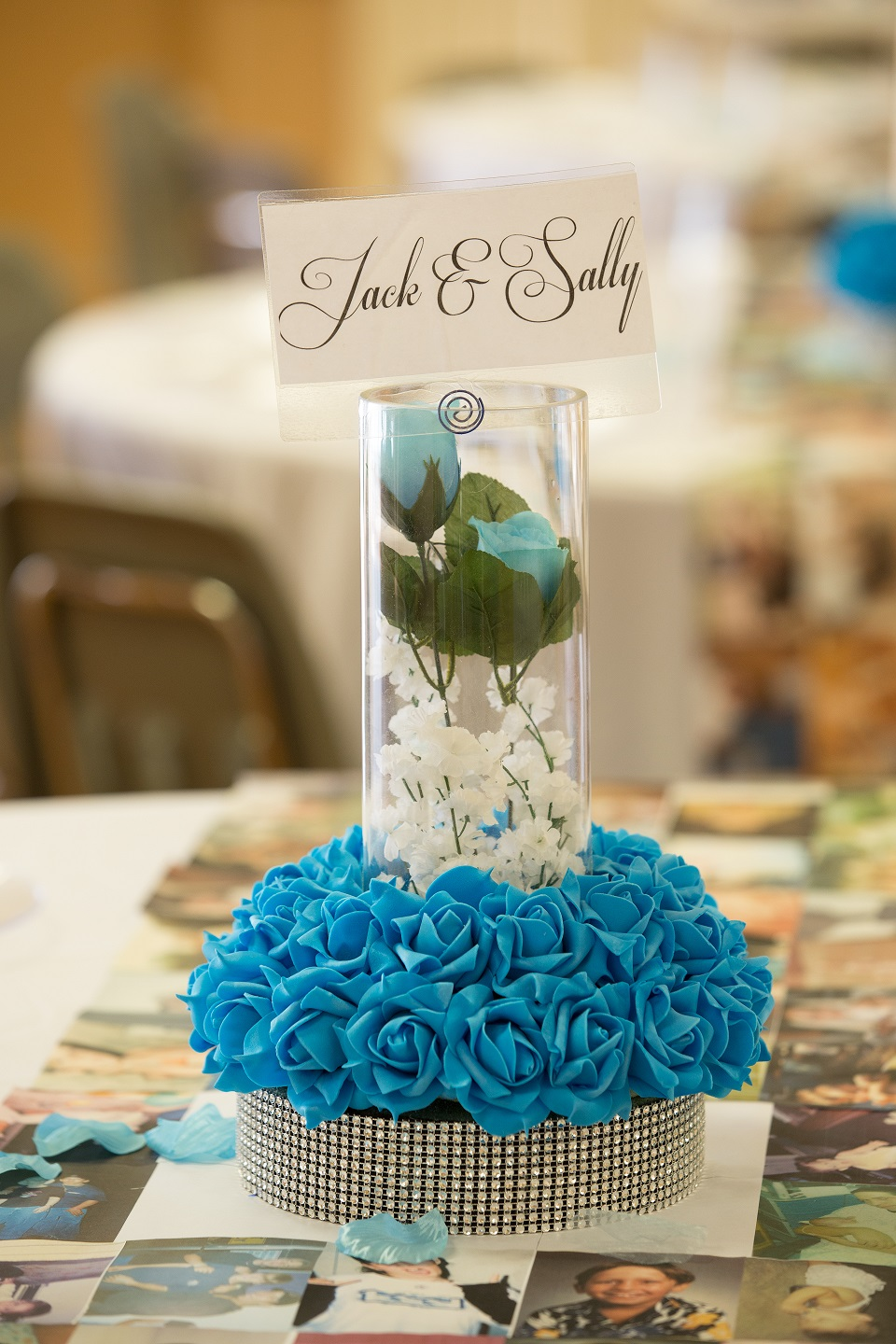my diy projects centerpieces