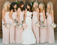 The gallery for --> Worst Bridesmaid Dresses Of All Time