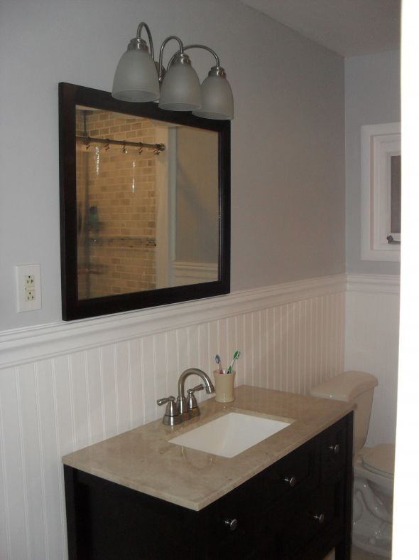 Bathroom remodel advice question  Weddingbee