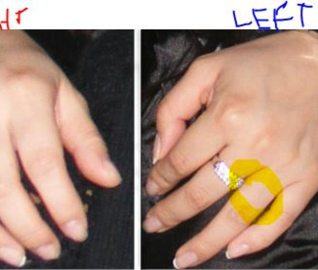 Are Not Scaled Exactly To The Same Size They Are Taken From 2 Different Pictures Just A Reference Ring 1 The Right Hand Ring Finger Size