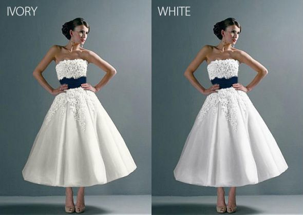 White or Ivory UGH DECISIONS
