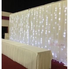 DIY Lighted Backdrop?? Weddingbee