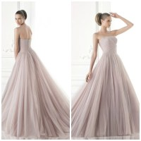 A mauve wedding dress???!!! - Weddingbee