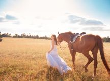 Horse wedding photos please!