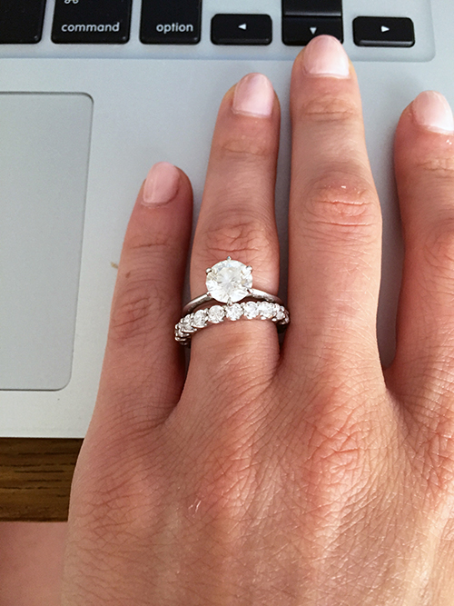 Should I Purchase A Pre Owned Tiffany Setting Solitaire Or Buy The Vatche U113 Weddingbee