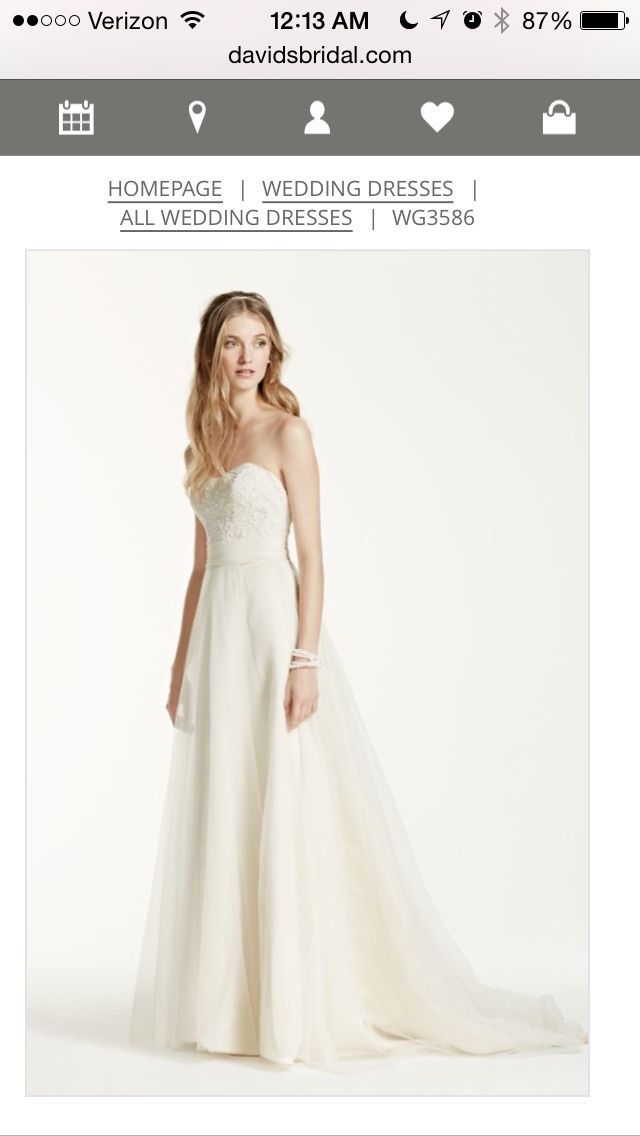 Ivory vs White Wedding Dress