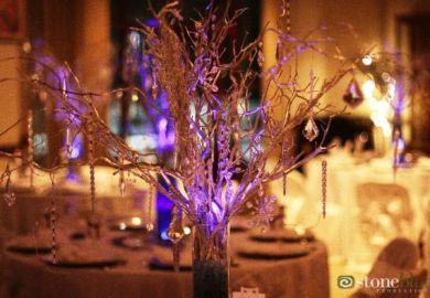 Wedding Centerpieces Using Twigs