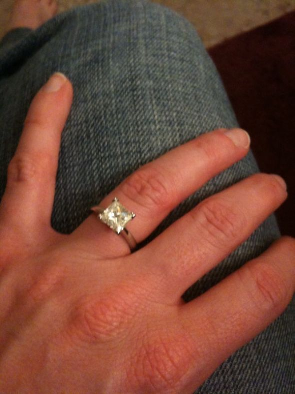 Looking For Pictures Of 2 Carat Or Larger Solitaire
