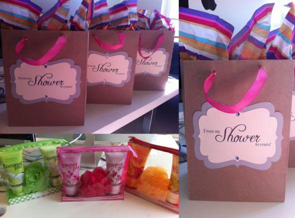 I need shower hostess gift ideas!
