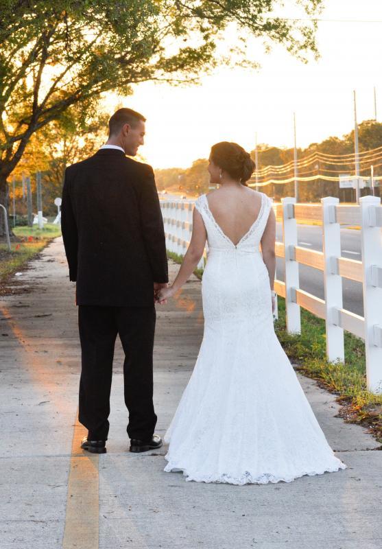 Davids Bridal T9612  Weddingbee Photo Gallery