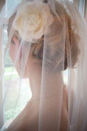 show veil hair accessories