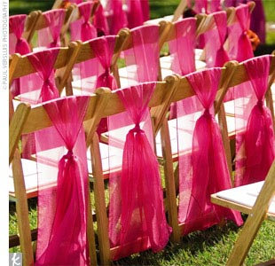 how to make chair sashes pier 1 imports chairs are tulle not modern looking page 2 i think your best bet them is do something simple with like this