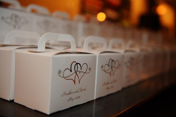 Our Cake Boxes Weddingbee Photo Gallery
