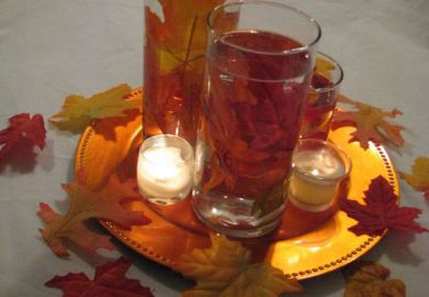 Fall Wedding Centerpieces Diy
