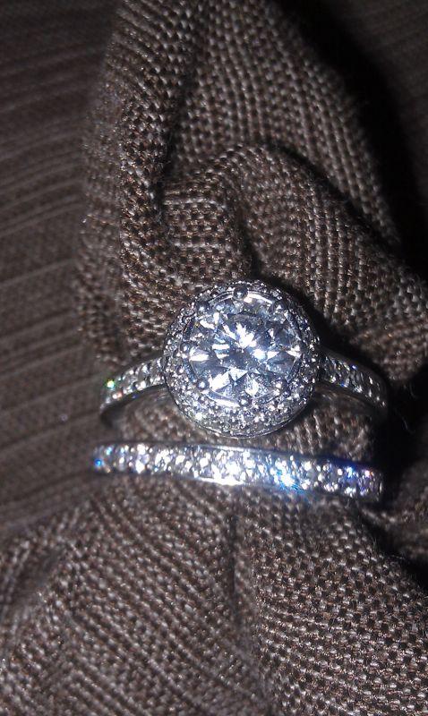 Costco engagement rings  Weddingbee